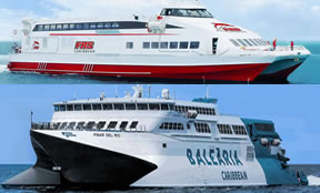 one day cruises from Fort Lauderdale or Miami cruise ports