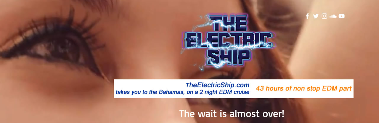 2 night edm cruise party to the Bahamas