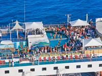 Celebration Cruise Line The Ship